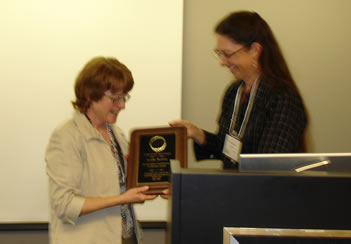 LeslieBrown_AwardOfMerit_CASC2009_thumb